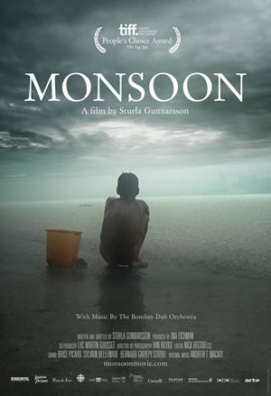 'Monsoon' GREEN FILM SERIES Wed April 22, Gibsons Heritage Playhouse